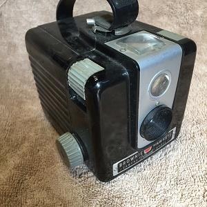 Kodak Brownie Hawkeye