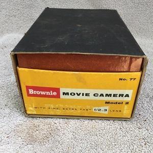 Brownie Movie Camera Model 2 No.77