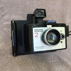 Polaroid Square Shooter 2 w/Case