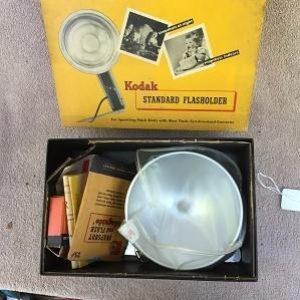 Kodak Standard Flasholder w/box