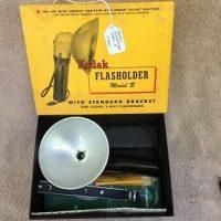Kodak Flasholder Model B (damaged connector)
