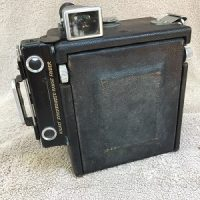 Graflex Speed Graphic Rapax (NO REAR COVER)