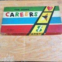 Careers (Parker Bros. - 1955)