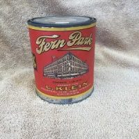 Fern Park Tin (REPRODUCTION)