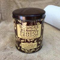 Bowers Peanut Crunch Tin