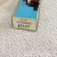 Atlas Diesel Engine GP40 Burlington Route(No. 2173)(N Scale)