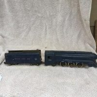 American Flyer Engine w/tender The Royal Blue 350 (S Scale)(circa 1948)