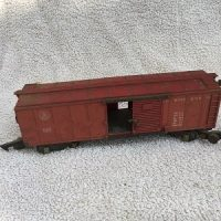 American Flyer 633 Box Car (S Scale)