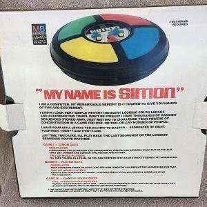 Simon Game (1978)