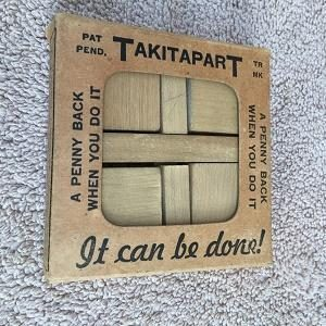 Takitapart Puzzle Game