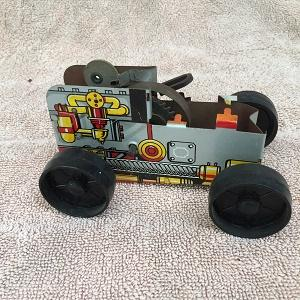 Tin Toy Windup (Partial)