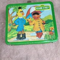 Sesame Street Lunchbox (1983) (no thermos)