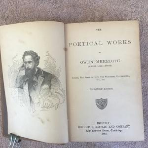 The Poetical Works of Owen Meredith (1882)