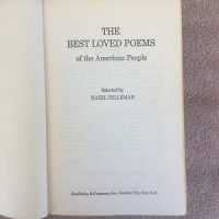 The Best Loved Poems of the American People, Garden City