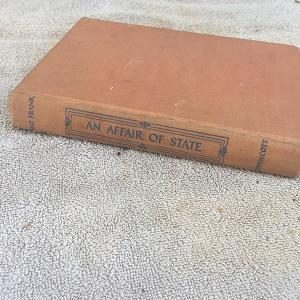 An Affair of State by Pat Frank (1948) First Edition