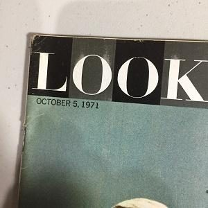 Look Magazine October 5, 1971