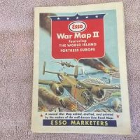 Esso War Map II