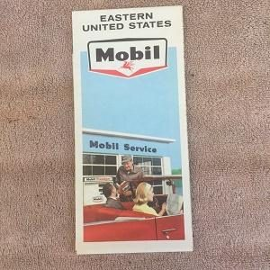 Mobil Map of Eastern US