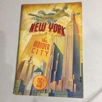 New York, the Wonder City (1939)