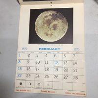 Apollo 11 Calendar