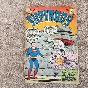 Superboy Vol 1 #82 (July 1960)