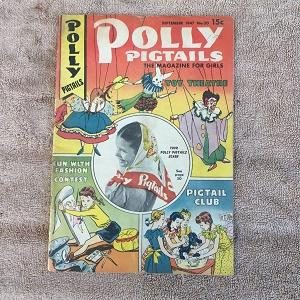 Polly Pigtails September 1947 (No.20)