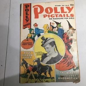 Polly Pigtails (October 1947) No. 21