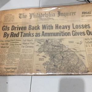 Philadelphia Inquirer (July 6, 1950)