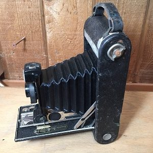 No. 1A Autographic Kodak Jr.