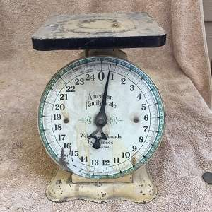 Kitchen Scale (American Family Scale)