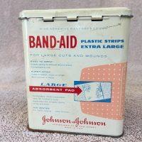 Band-Aid Tin