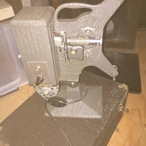 Keystone 8mm Projector Model CC8