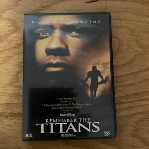 Remember the Titans (Denzel Washington, Walt Disney)