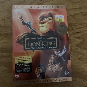 The Lion King, Walt Disney