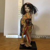 Japanese Ningyo Doll