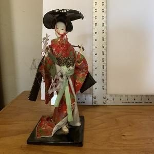 Japanese Ningyo Doll
