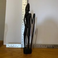"""African Statue (17"""" tall)"""