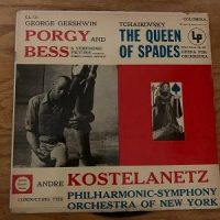 George Gershwin (Porgy and Bess), Tchaikovsky (Queen of Spades)