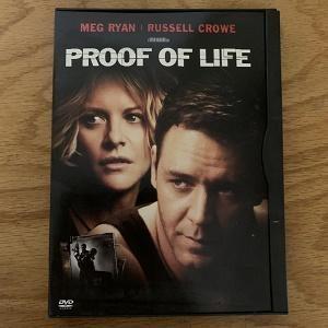 Proof of Life (Russell Crowe, Meg Ryan)