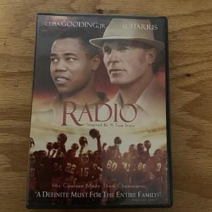 Radio (Cuba Gooding. Jr, Ed Harris)