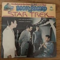 Star Trek Book Record