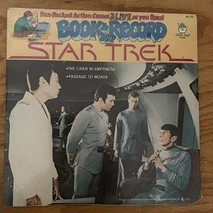 Star Trek Book Record