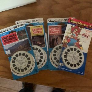 View-Master Slide Collection
