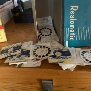 Large View-Master Collection